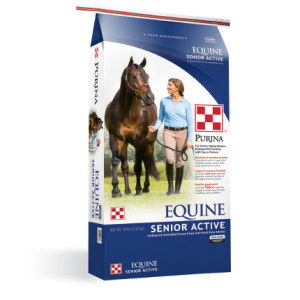 Equine Senior® Active Horse Feed
