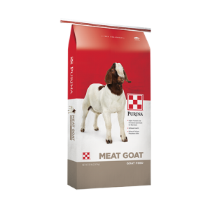 goat grower, goat chow