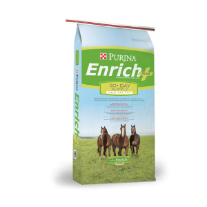 Enrich Plus Ration horse feed