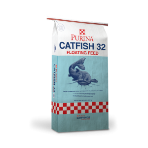 Purina Catfish 32