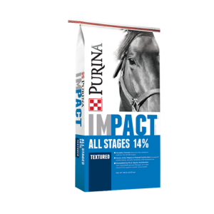 PImpact All Stages 14% Textured Horse Feed